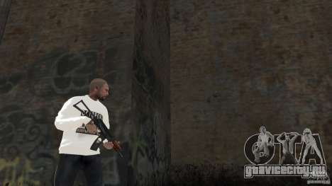 AKS-74U для GTA 4 шестой скриншот