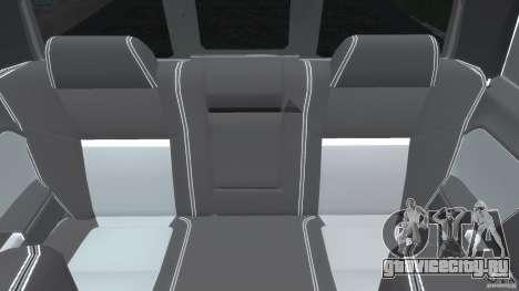 Dodge Ram 3500 2010 Monster Bigfut для GTA 4 вид снизу