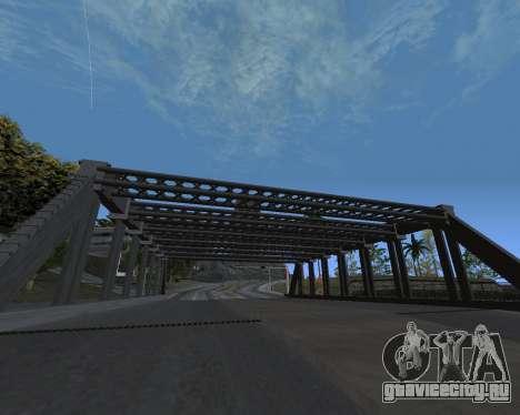 Мост в LS для GTA San Andreas второй скриншот