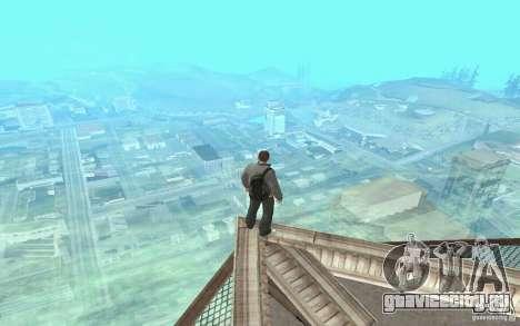 Анимации из GTA IV для GTA San Andreas пятый скриншот