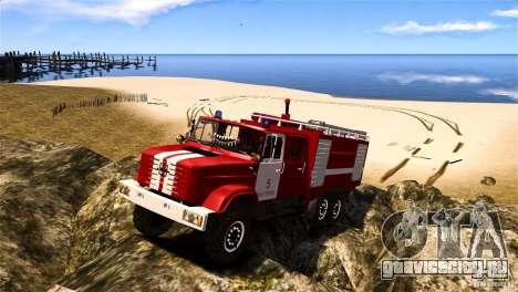 ЗИЛ 433474 Пожарный для GTA 4
