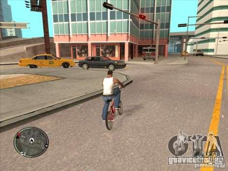 Аддон К Иконкам для GTA San Andreas третий скриншот