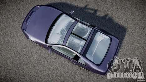 Nissan 300zx Fairlady Z32 для GTA 4 вид сзади