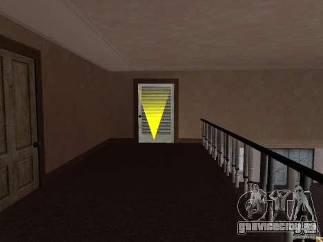 Конспиративная квартира для GTA San Andreas пятый скриншот