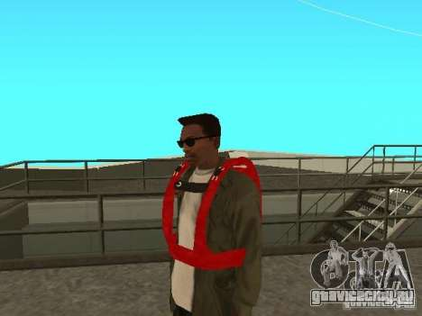 Парашют из TBOGT для GTA San Andreas второй скриншот