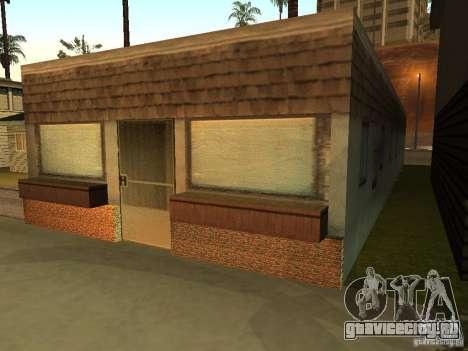 Измененный дом на пляже Санта-Мария 2.0 для GTA San Andreas второй скриншот