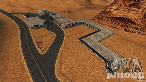 Red Dead Desert 2012 для GTA 4 пятый скриншот