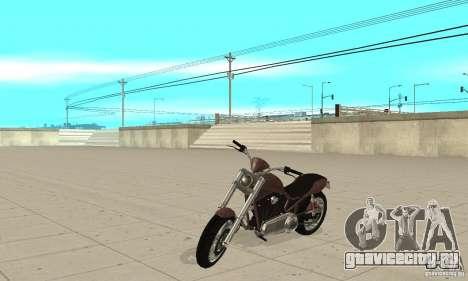 GTAIV Reverant для GTA San Andreas