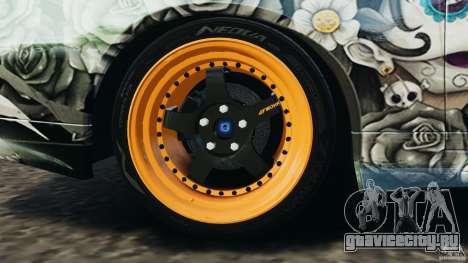 Toyota Soarer Drift для GTA 4 вид изнутри