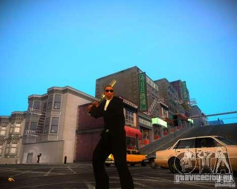 ENBSeries Realistic для GTA San Andreas седьмой скриншот