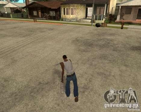 Wolverine mod v1 (Россомаха) для GTA San Andreas девятый скриншот