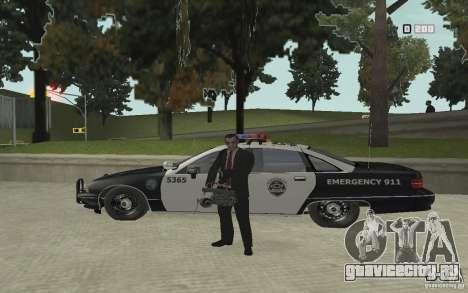 Анимации из GTA IV v2.0 для GTA San Andreas восьмой скриншот
