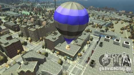 Balloon Tours option 8 для GTA 4 вид сзади слева