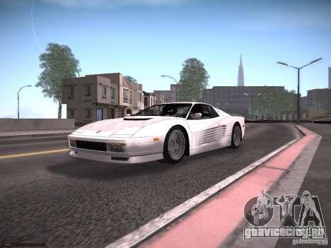 LiberrtySun Graphics ENB v2.0 для GTA San Andreas восьмой скриншот