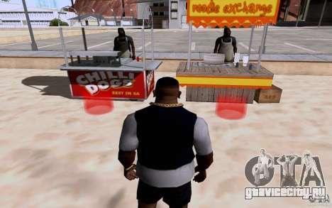 Reality Beach v2 для GTA San Andreas девятый скриншот