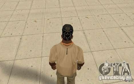 Бандана D12 для GTA San Andreas второй скриншот