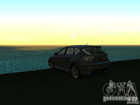 GFX Mod для GTA San Andreas шестой скриншот