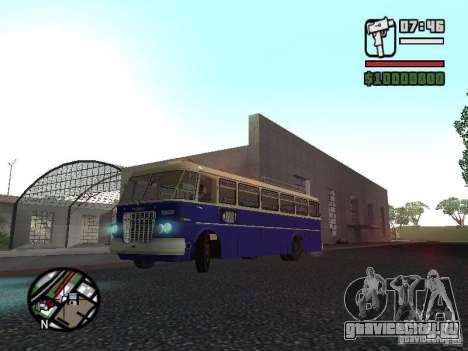 Ikarus 630 для GTA San Andreas
