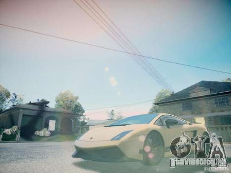 Hybrid ENB Series для GTA San Andreas третий скриншот