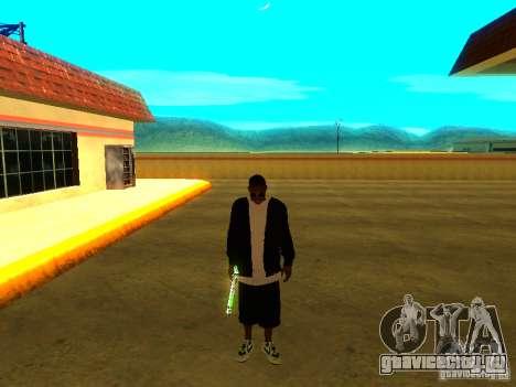 Новый толстый баллас для GTA San Andreas пятый скриншот
