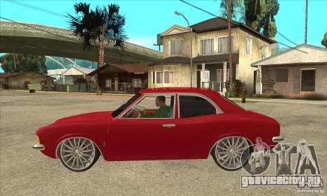 Ford Taunus Coupe для GTA San Andreas вид слева