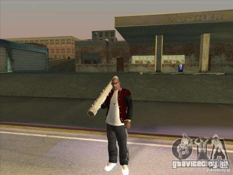 LAW M72 - базука для GTA San Andreas третий скриншот