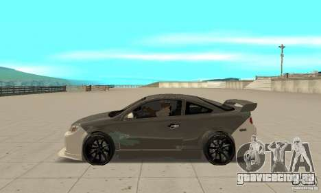Chevrolet Cobalt SS NFS ProStreet для GTA San Andreas вид слева