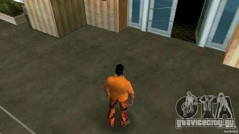 Orange Man для GTA Vice City второй скриншот