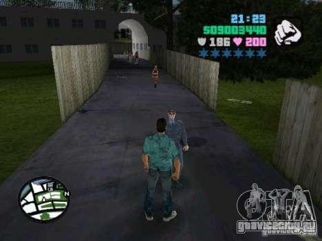 New Police для GTA Vice City второй скриншот