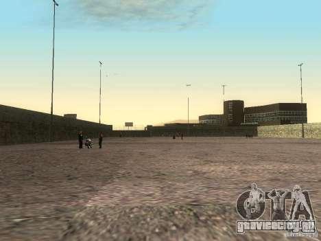 Реалистичная школа байкеров V1.0 для GTA San Andreas седьмой скриншот