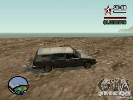 ENBSeries для GForce 5200 FX v2.0 для GTA San Andreas второй скриншот