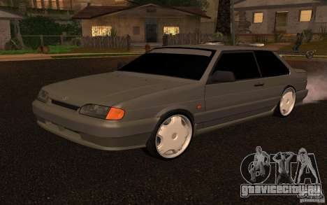 ВАЗ 2115 купе для GTA San Andreas