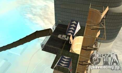 Airport Stunt для GTA San Andreas шестой скриншот