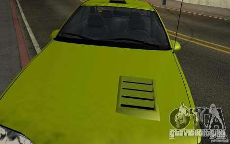Ford Thunderbird 1993 для GTA San Andreas вид справа
