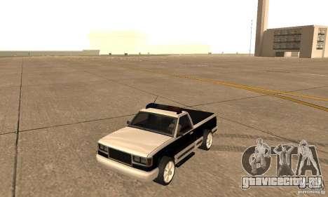 Autumn Mod v3.5Lite для GTA San Andreas шестой скриншот