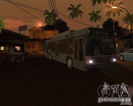 МАЗ 103Т для GTA San Andreas