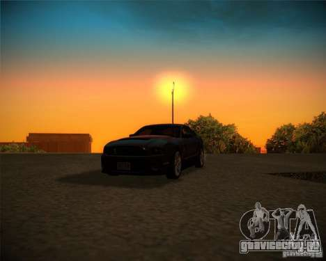 ENBSeries by Sashka911 v4 для GTA San Andreas одинадцатый скриншот
