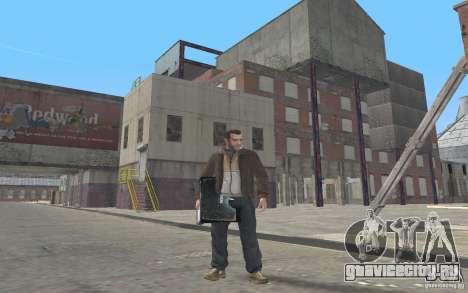 Нетбук MSI для GTA San Andreas