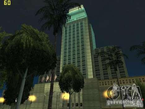 GTA SA IV Los Santos Re-Textured Ciy для GTA San Andreas девятый скриншот