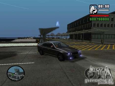 Ford Falcon XR8 для GTA San Andreas вид справа