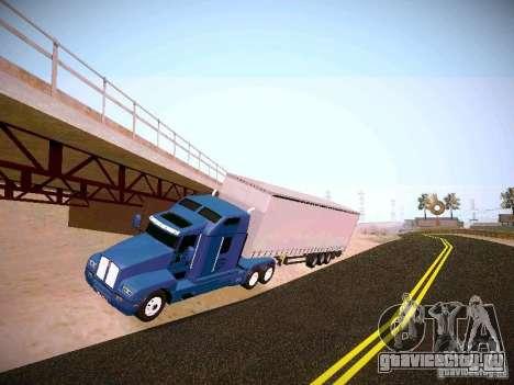 Kenworth T600 для GTA San Andreas