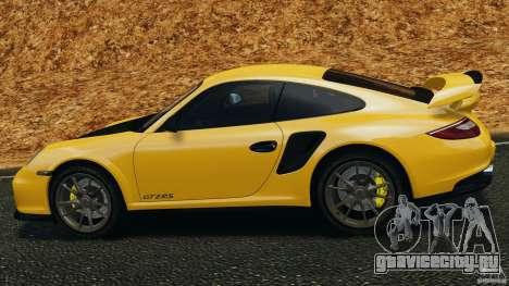 Porsche 911 GT2 RS 2012 v1.0 для GTA 4 вид слева