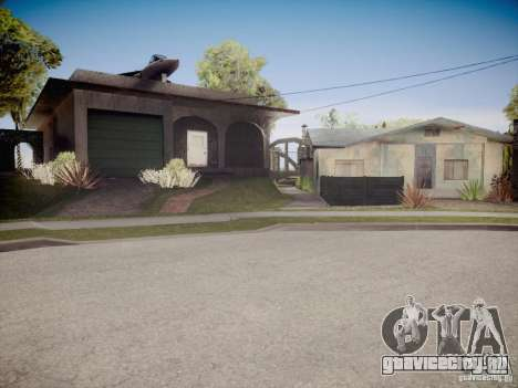 Hybrid ENB Series для GTA San Andreas шестой скриншот