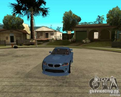 BMW Z4 Supreme Pimp TUNING volume I для GTA San Andreas
