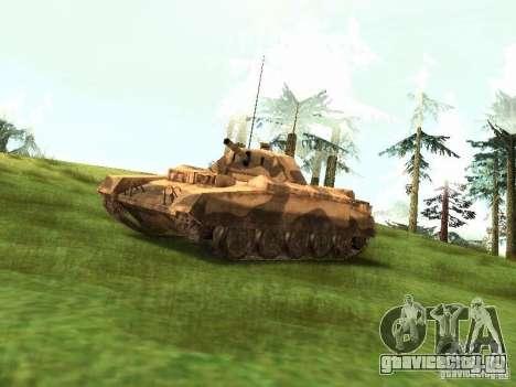 Crusader Mk. III для GTA San Andreas