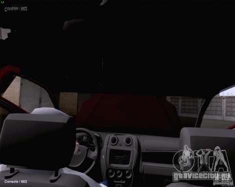 ВАЗ 2190 Сток для GTA San Andreas вид сбоку