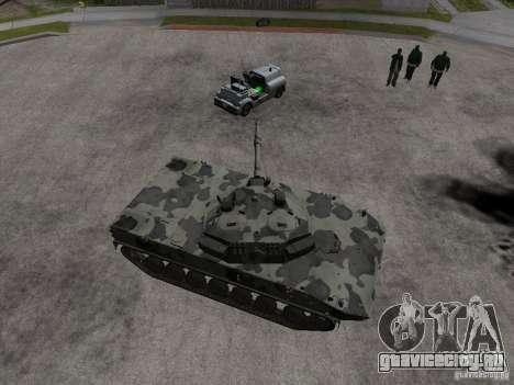 2С25 Спрут-СД для GTA San Andreas вид справа