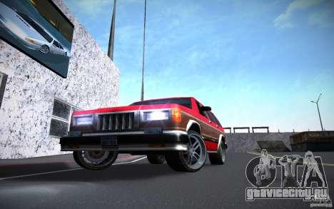 HD фары для GTA San Andreas второй скриншот