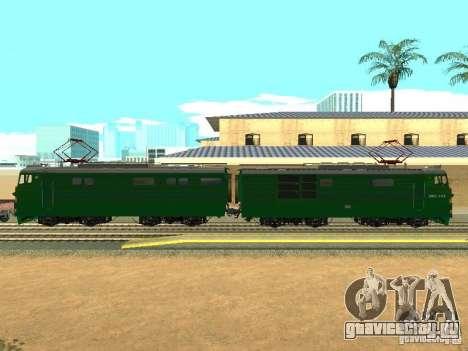ВЛ10-1472 для GTA San Andreas вид слева