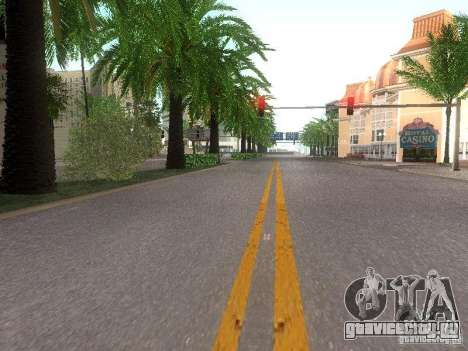 Modification Of The Road для GTA San Andreas пятый скриншот